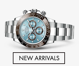 New Arrivals of Replica Watches
