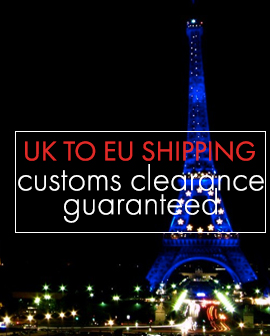 EU to UK shipping